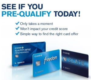 Chase Pre Approval >> View Pre Approved Credit Card Offers Rewards Credit Cards